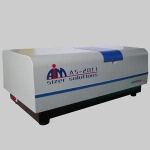 AS-2011. 激光粒度分析仪