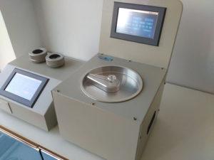HMK-200智能触屏空气喷射筛(P/N 051598)与LABULK 0335振实密度仪(P/N 033598)