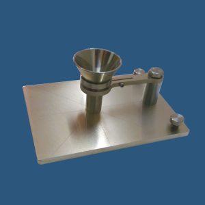 HMKFlow 316氧化铝粉末物理性能安息角测试仪