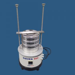 SIEVEA 502三维电磁振动筛分仪