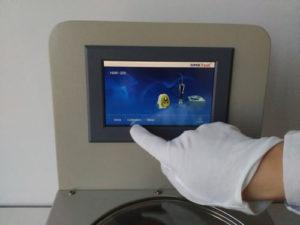 空气喷射筛分法气流筛分仪e200 LS