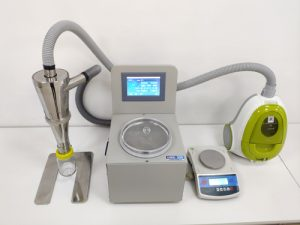 510-119 200LS-N空气喷射筛原理空气喷射筛分法气流筛分仪