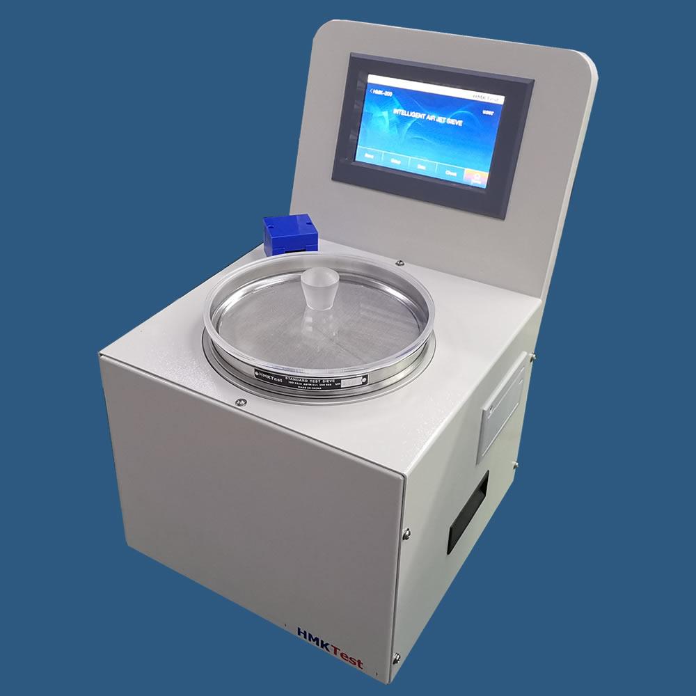 微晶纤维素Microcrystalline Cellulose (MCC) 进口注册标准 JX20000294与200LS-N空气喷射筛 510-158